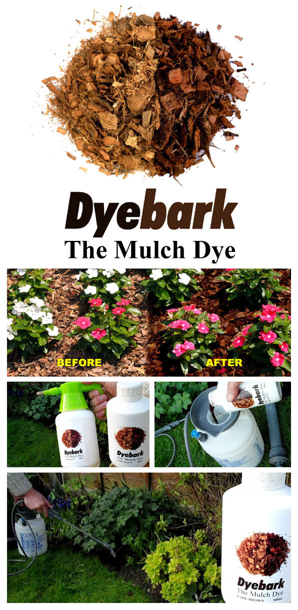 Mulch Dye